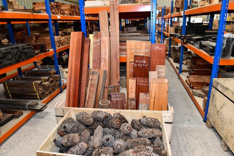 Warehouse - Exotic Hardwoods UK