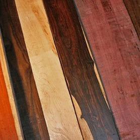 Lumber & Planks - Exotic Hardwoods UK